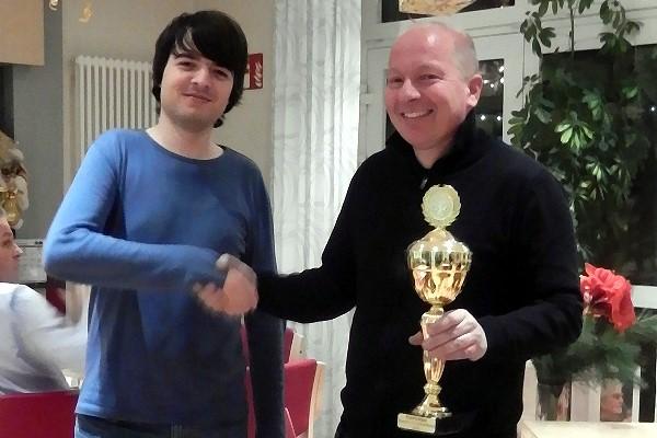 Jan Deette und Jochen Bruckmann