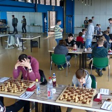Turniersaal U25-Open