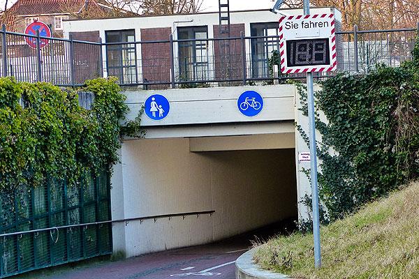 Fußgängerunterführung